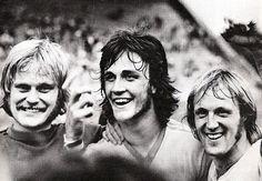 1974 - Ronnie, Ralf och Roland