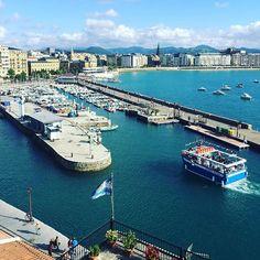 #puerto #paisajes #donostia #gipuzkoa #euskadiDONOSTIA