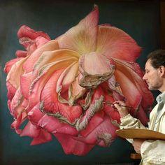 Fascinating work by Italian artist Gioacchino Passini