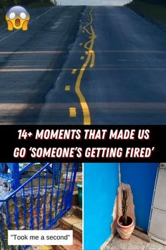 """14+ Moments That Made Us Go 'Someone's Getting Fired' There are a lot of people out there who don't exactly take their job very seriously, and sometimes this can lead to hilarious outcomes. So, from sewer maintenance guys who wish they really worked for Cirque du Soleil to bakers who get very easily distracted from the task at hands, here are 14+ moments that made us go """"Someone's getting fired!"""" Getting Fired, Disney Jokes, Funny Disney, Funny Pictures, Funny Images, Joggers Shoes, Sneakers, Couple Goals, Cute Couples"""