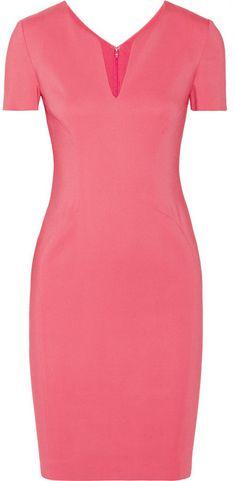 Emilio Pucci Stretch-cady dress on shopstyle.com