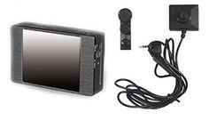 Lawmate PV-500 Lite 3 Hidden Covert Touchscreen Surveillance DVR + 420 Resolution Button Camera by StuntCams -