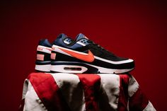 Nike Air Max BW Olympic 2016 Release Date. The Nike Air Classic BW 2016 Olympic is returning to celebrate the 2016 Summer Olympic Games in Rio, Brazil. New Sneakers, Air Max Sneakers, Sneakers Nike, Nike Air Max, Air Max 90, Air Max Classic, Atlanta, Zapatillas Nike Air, Baskets