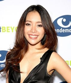 Makeup artist, YouTuber, Michelle Phan..
