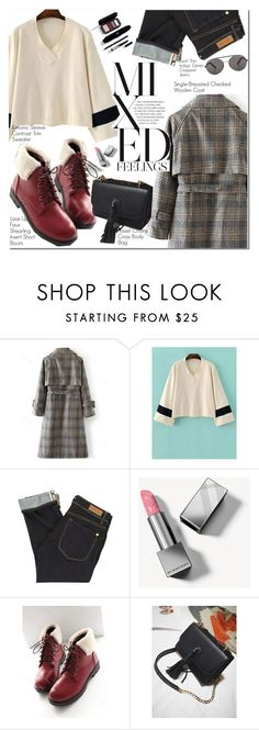 """""""Mixed Feelings"""" by oshint ❤ liked on Polyvore featuring Paul by Paul Smith, Burberry and Seafolly"""