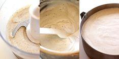Cheesecake cu lapte de cocos mod de preparare Coco, Ice Cream, Desserts, No Churn Ice Cream, Tailgate Desserts, Deserts, Icecream Craft, Postres, Dessert