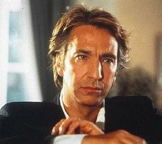 Alan Rickman in Close my Eyes Alan Rickman Always, Alan Rickman Severus Snape, Professor Severus Snape, Actor Picture, Richard Gere, Star Wars, Close My Eyes, Love At First Sight, Best Actor