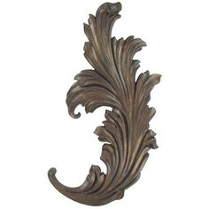 Polyresin Leaf Wall Plaque | Shop Hobby Lobby