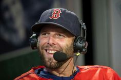 Pedroia at Jimmy Fund Dustin Pedroia, Boston Red Sox, Headset, Headphones, Play, Nice, Headpieces, Headpieces, Hockey Helmet
