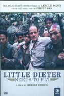 Little Dieter Needs to Fly is a documentary about Dieter Dengler, a German who grew up with a passion for flight and emigrated to the U.S to join the navy and become a pilot during the Vietnam War. Dieter was shot down, captured and tortured before becoming one of the few American prisoners to escape.