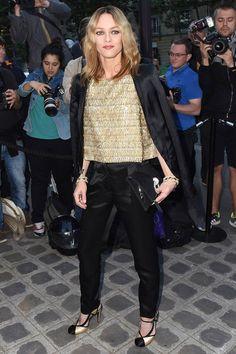 Vanessa Paradis Design: Chanel