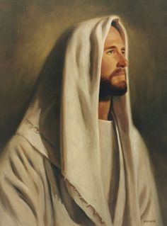 Jesus Christ   - from LDS.org images  (artist not listed)