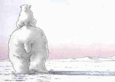 the little polar bear - I was read the first book (released in 1988)