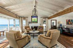 Love the living room! Laguna Beach Home for Sale | Villa Real Estate