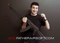 Godfather Airsoft Echo1 RedStar OMG Video