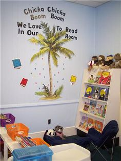 I received some more great pictures of classroom libraries recently. Take a look at these pics from Cathy McLaughlin, who teaches kindergarten at St. Luke's in Glenside, PA. You can still sub…