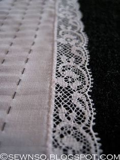 roll, whip & apply lace in one simple step!