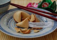 Ricetta biscotti della fortuna