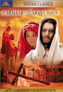 """""""The Greatest Story Ever Told"""" mandatory viewing for all grades at our grammar school"""
