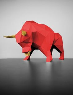 Check out Papertrophy's amazing selection of animal figurines!