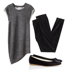Audrey McClellan's Thanksgiving Style Tips: Casual #5 (Click photo for more) Flats