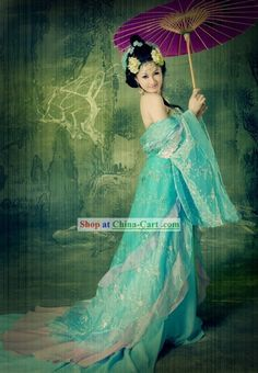Ancient Chinese Fairy