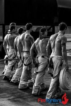Happy #FiremanFriday everyone! Here's some more of those Aussie boys!