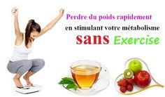 Sport et Nutrition  : 5 façons de stimuler votre métabolisme et perdre d...