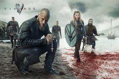 Pósters Vikings Blood Landscape 61 x 91 cm - Vikingos - oficial - Rakuten.es  Pósters Vikings Blood Landscape 61 x 91 cm - Vikingos - oficial: mervk78 de Tierra Pagana | Compra en línea en Rakuten España