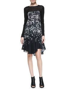 Transitional dressing from Tibi