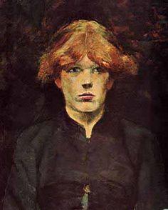 Henri de Toulouse-Lautrec (1864-1901) Carmen Gaudin