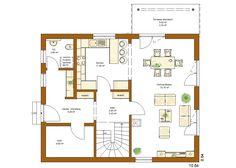 CLOU 143 Erdgeschoss Grundriss