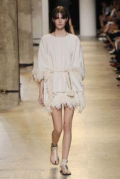 Isabel Marant - Runway RTW - Spring 2015 - Paris Fashion Week