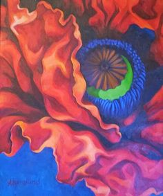 HeArtfully Creating: IN A RUT? - INSPIRED BY FLOWERS: HEARTFULLY CREATI...