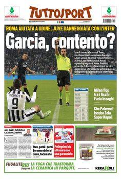 Rassegna stampa, le prime pagine dei giornali sportivi di oggi  - http://www.maidirecalcio.com/2015/01/07/rassegna-stampa-le-prime-pagine-dei-giornali-sportivi-di-oggi-4.html