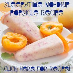 Dr Oz: Sleepytime No-Drip Popsicles & Gelatin Natural Helps Sleep