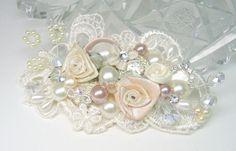 Blush Hair Accessories Wedding Hair Accessories