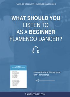 Something that we always say is that you need to make listening to flamenco a large part of your flamenco practice. But where do you start and what are you supposed to listen to? Click through to see our suggested listening guide.