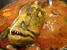Fish Head Curry, Singapore style