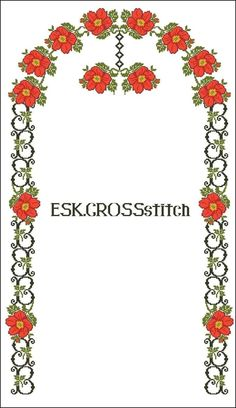 This Pin was discovered by Ayş Easy Crochet Patterns, Cross Stitch Patterns, Teapot Cover, Embroidery Motifs, Prayer Rug, Yarn Shop, Christmas Cross, Amazing Flowers, Vintage Patterns