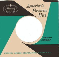 Mercury - USA - 1960s by Affendaddy, via Flickr