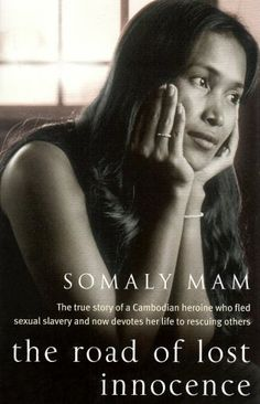 The road of lost innocence is the true story of Somaly Mam, a Cambodian heroine who fled sexual slavery and now devotes her life to rescuing others. This book will pull at your heart strings – we've passed this book around the office and all agree this woman is incredible. It's a must read for all women.