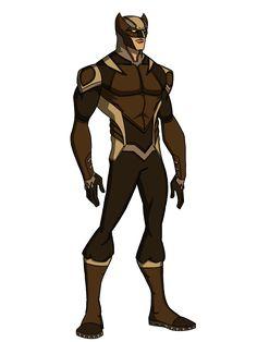 Wolverine Redesigned by KingLeonUniverse.deviantart.com on @deviantART