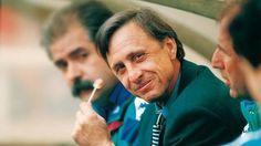 Los dos grandes vicios de Cruyff, el tabaco y el futbol