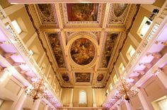 The Banqueting House #londonevents #eventprofs #londonvenue #corporatevents #events #richmondcaterer