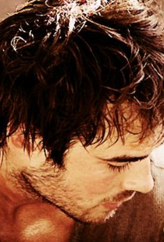 Ian Somerhalder.... I'm not his biggest fan, but this shot of him is hella hot. There's no denying it. Lol.