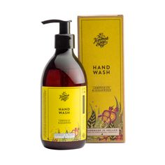 Irish Hand Wash by The Handmade Soap Co. Hand Lotion, Body Lotion, Natural Showers, Glycerin, Soap Company, Flower Oil, Fragrance Parfum, Hand Cream, Top