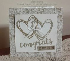 wedding, congratulations, could make with ring outlines and bow, simple