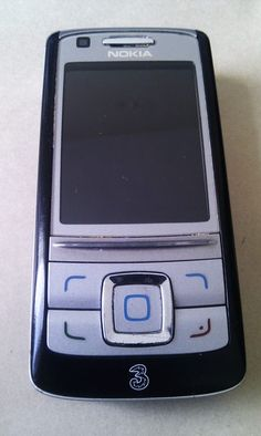 My first 3g phone, and finally back to Nokia. It is a really good fun, a lot of memory with it, but 3uk really destory it by loading whole bunch of bloatware.