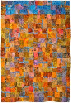Art Quilt Category - Contemporary Quilt